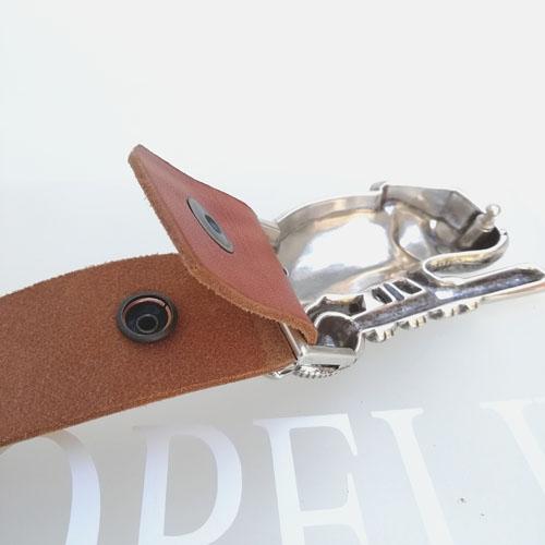 Cinturó amb sivella Camaleó Regal per a dona. Popelin Barcelona