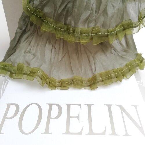 Fular de seda natural Regalo de diseno Popelin Barcelona tienda online