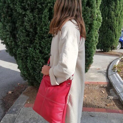 bossa cuir gran bandolera