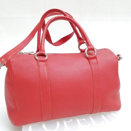 bossa cuir gran disseny discret popelin barcelona botiga online