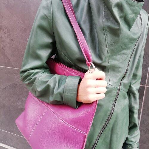 bossa gran cuir disseny catala pruna popelin barcelona