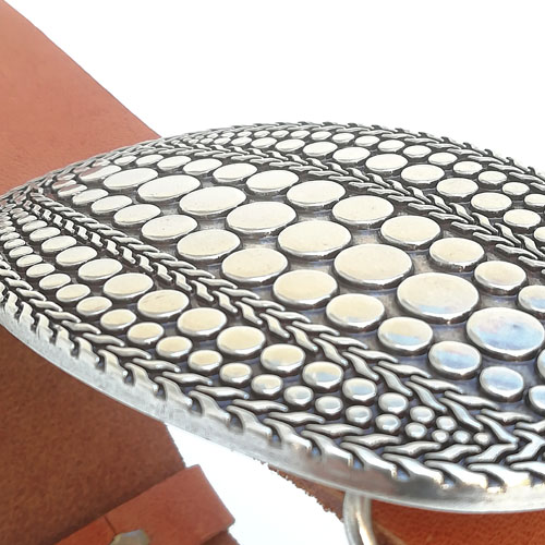cinturo cuir dona regal ideal Popelin Barcelona