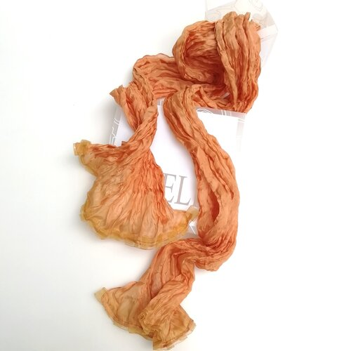 fular seda diseno artesanal popelin barcelona shop online