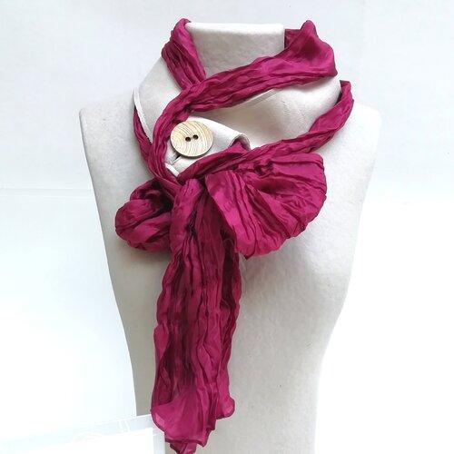 fular seda mujer tienda online popelin barcelona