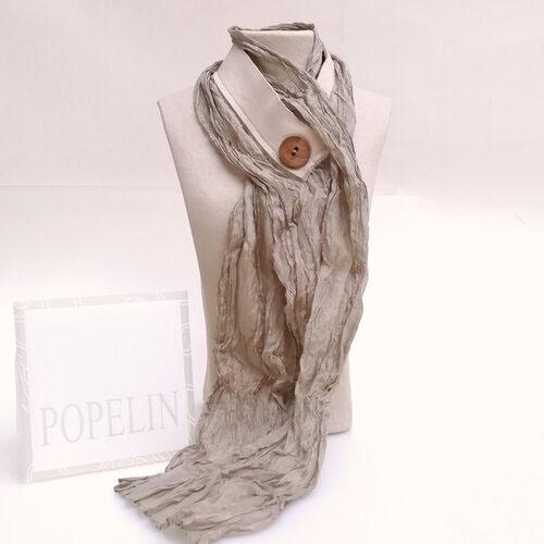 fulard seda artesa disseny moda dona popelin barcelona