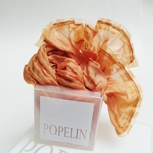 fulard seda caja regalo mujer popelin barcelona espana
