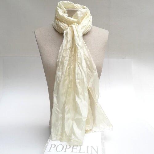 fulard seda dona disseny original popelin barcelona catalunya