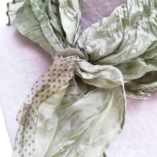 mocador seda disseny moda original popelin barcelona