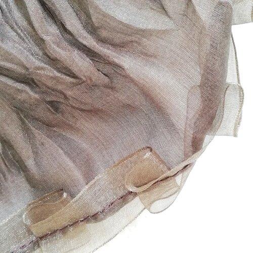 mocador seda disseny moda popelin barcelona artesa catalunya