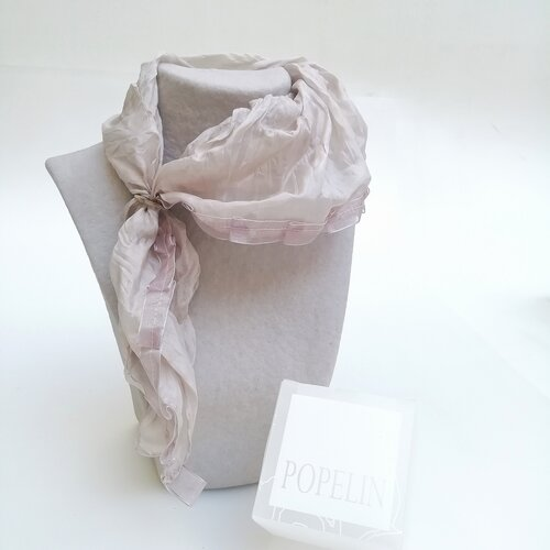 mocador seda dona popelin barcelona venda online