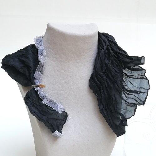 mocador seda moda original popelin barcelona catalunya