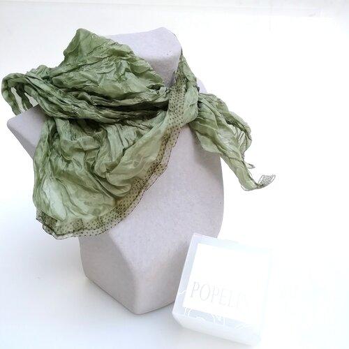 mocador seda popelin barcelona regal aniversari