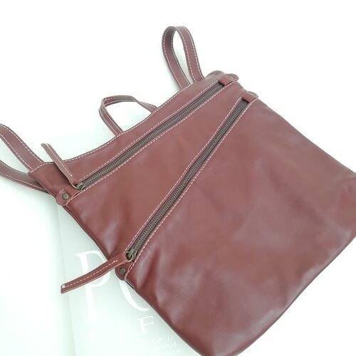 mochila cuero regalo mujer ideal tienda online popelin barcelona