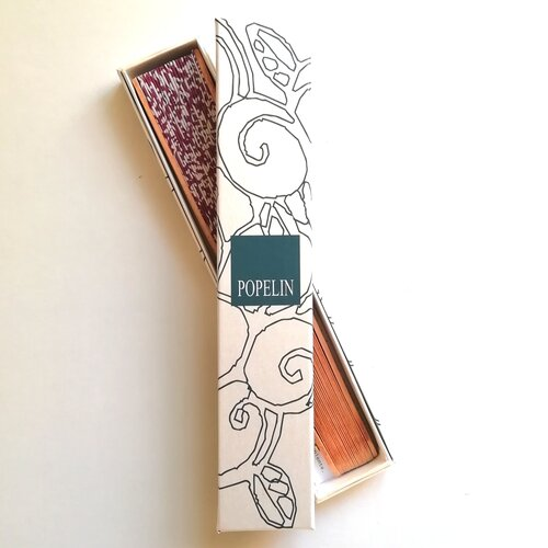 capsa cartro bonic ventall disseny Popelin Barcelona
