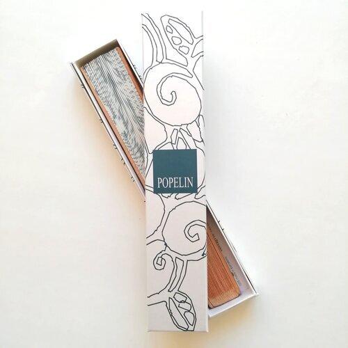 capsa regal dona ideal ventall perfecte popelin barcelona