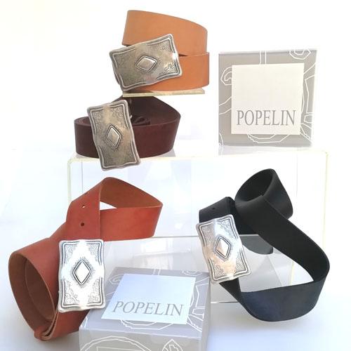 cinturo cuir sivella home Popelin Barcelona