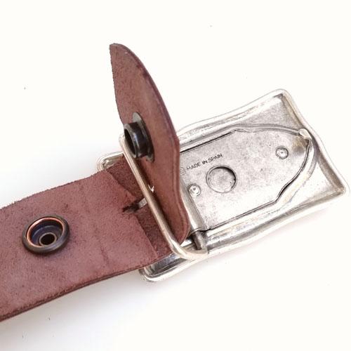 cinturo cuir sivella original Catalunya Popelin Barcelona