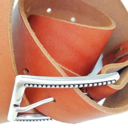 cinturo de cuir texans Popelin Barcelona