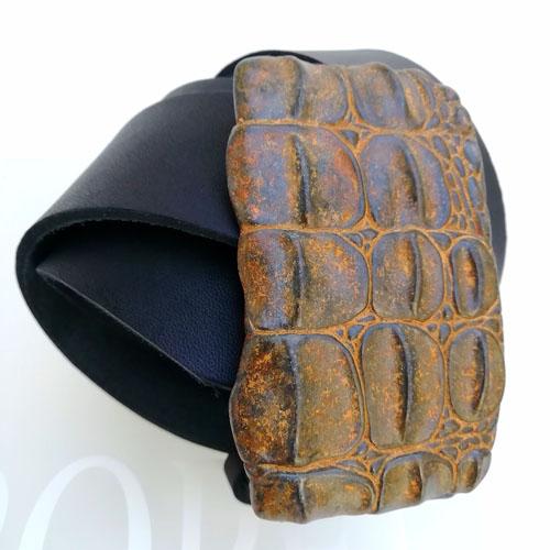 cinturon cuero hebilla regalo perfecto Popelin Barcelona
