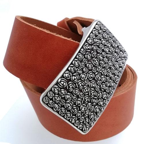 cinturon cuero ideal regalo hecho a mano espana Popelin Barcelona