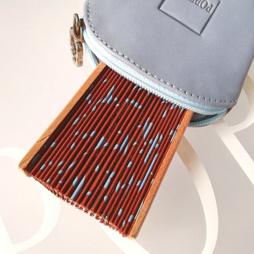 funda cremallera cuir gris regal botiga online espanya popelin barcelona