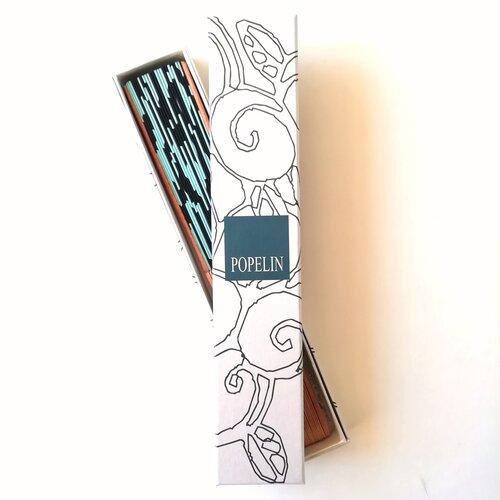 ventall capsa regal bonic dona popelin barcelona