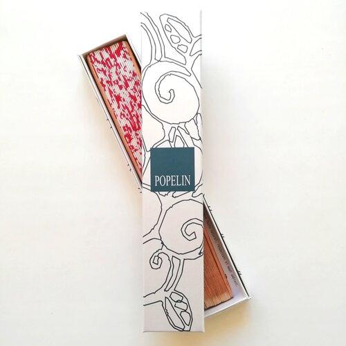 ventall capsa regal perfecte elegant bonic popelin barcelona