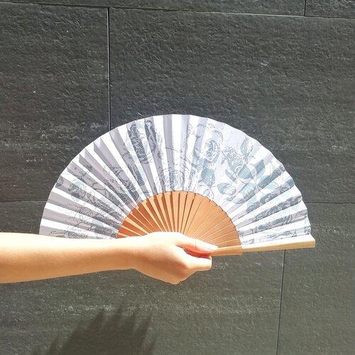 ventall modern especial original popelin barcelona