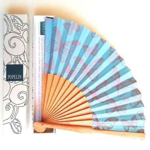 ventall regal ideal dona estiu artesa disseny popelin barcelona