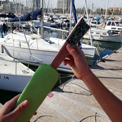 ventall funda popelin barcelona catalunya botiga online