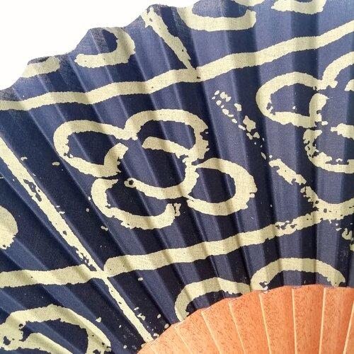 ventall panot flor disseny catalunya artesa popelin barcelona